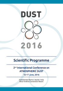 SCPR DUST2016